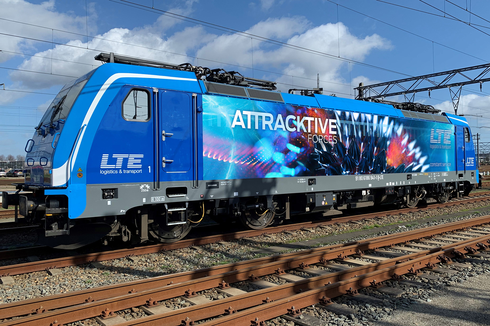 LTE Attracktive Forces