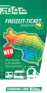 Freizeit-Ticket Steiermark