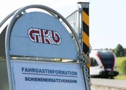 1.Schienenersatzverkehr Ferk