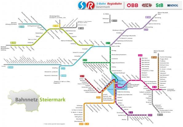 Bahnnetz Steiermark 121018